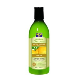 檸檬沐浴露 Organic Lemon Bath & Shower Gels