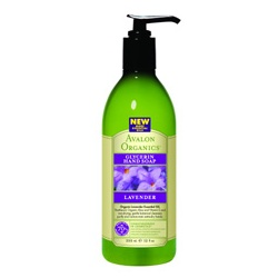AVALON ORGANICS 手部清潔-薰衣草洗手露 Organic Lavender Glycerin Hand Soap