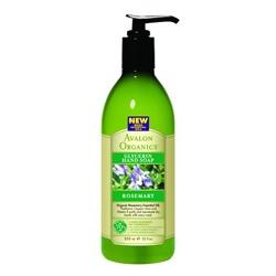 AVALON ORGANICS 手部清潔-迷迭香洗手露 Organic Rosemary Glycerin Hand Soap