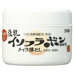 SANA 莎娜 豆乳美肌系列-豆乳美肌卸妝霜