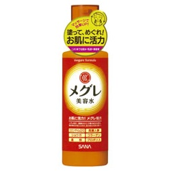 SANA 莎娜 化妝水-MEGURE活力美容水