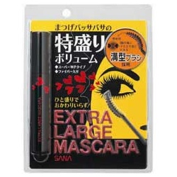SANA 莎娜 睫毛膏-魔力電眼睫毛膏 EXTRA LARGE MASCARA