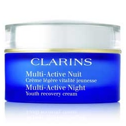CLARINS 克蘭詩 肌本未來彈力系列-肌本未來彈力晚霜 Multi-Active Night Youth Recovery Cream