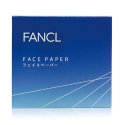 FANCL吸油面紙