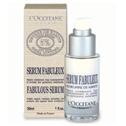 L'OCCITANE 歐舒丹 乳液-乳油木保濕精華乳 Fabulous Serum