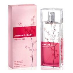 Armand Basi 香氛-銀柳花開女香 Sensual red