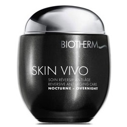 Biotherm 碧兒泉 超進化肌因活膚系列-超進化肌因活膚晚霜 SKIN VIVO fundamental cream night