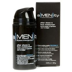 aMENity 男仕刮鬍‧護理-鬍後舒緩保濕乳 after shave & face moisturizer