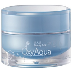 Beauty Talk 美人語 氧氣保濕系列-氧氣晶漾水凝膠 Oxy Aqua