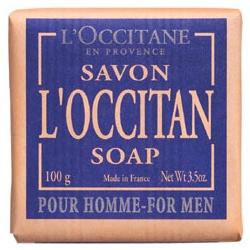 男仕沐浴清潔產品-紳士沐浴皂 L'OCCITAN SOAP