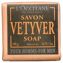 男仕沐浴清潔產品-岩蘭草沐浴皂 VETYVER Soap
