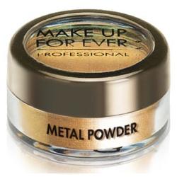 MAKE UP FOR EVER 眼妝-迷金亮粉 Metal Powder
