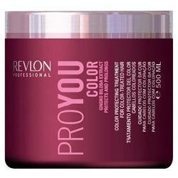 REVLON PROFESSIONAL 西班牙露華濃專業髮品 PROYOU系列-護色髮膜