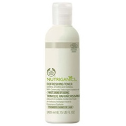 有機菁萃活膚調理液 NUTRIGANICS REFRESHING TONER