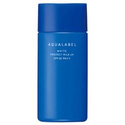 AQUA LABEL 水之印 晶透白系列-温和水感防曬乳 SPF30 PA++