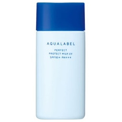 AQUA LABEL 水之印 晶透白系列-高效水感防曬乳 SPF50 PA+++