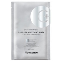 Plus C密集美白導入面膜  Neogence C+ MULTI - WHITENING MASK
