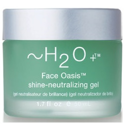 ~H2O+ 水貝爾 8杯水系列-沁涼零油光凝露 Face OasisTM Shine-neutralizing Gel