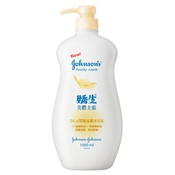 Johnson`s 嬌生 嬌生美體主張-24小時深層滋養沐浴乳