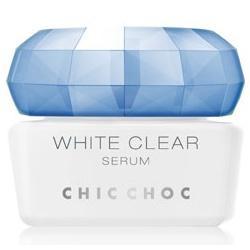 CHIC CHOC 奇可俏可 乳霜-晶透奇肌精華霜 White Clear Serum