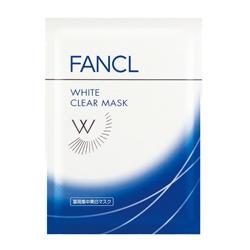 FANCL 保養面膜-淨白C面膜