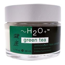 ~H2O+ 水貝爾 乳霜-綠茶潤澤活膚霜 Green tea antioxidant face complex