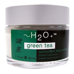 綠茶潤澤活膚霜 Green tea antioxidant face complex