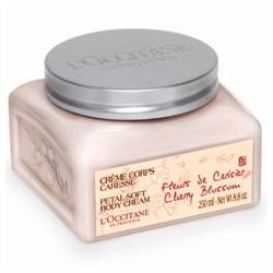 L'OCCITANE 歐舒丹 身體保養-櫻花身體霜 Petal Soft Body Cream