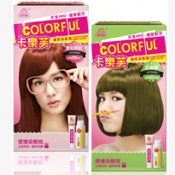染髮‧燙髮產品-卡樂芙優質染髮霜 Colorful Conditioning Hair Color