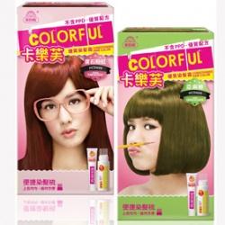 美吾髮 染髮‧燙髮-卡樂芙優質染髮霜 Colorful Conditioning Hair Color