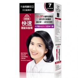 快速護髮染髮霜  MAYWUFA Instant Colouring Cream