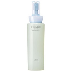 活潤透白卸妝油 EXAGE WHITE BRIGHT CLEANSING OIL