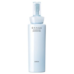 ALBION 艾倫比亞 臉部卸妝-活潤透白卸妝乳 EXAGE WHITE CONDITIONING CLEANSING MILK