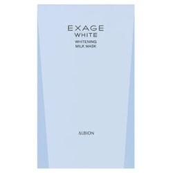 活潤透白瞬效面膜 EXAGE WHITE WHITEING MILK MASK