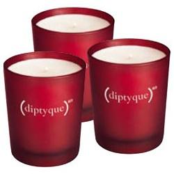 (diptyque)RED限量慈善香氛蠟燭