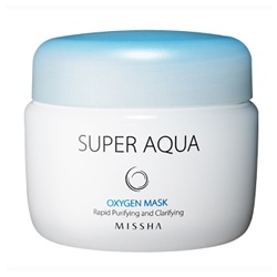 MISSHA  超水漾系列-超水漾含氧面膜