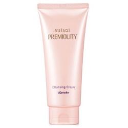 Kanebo 佳麗寶-專櫃 臉部卸妝-潔膚霜 Suisai Premiolity Cleansing Cream