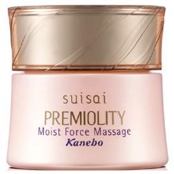 Kanebo 佳麗寶-專櫃 Suisai Premiolity 優質美肌系列-保濕活膚按摩霜