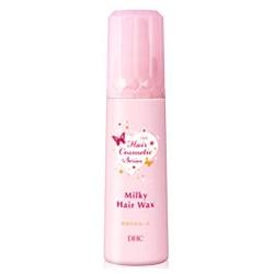 髮妝‧造型產品-柔亮潤澤髮蠟 DHC Milky Hair Wax