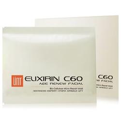 UNT 面膜系列-生物纖維面膜(深層抗皺修護) ELIXIRIN C60 AGE RENEW FACIAL