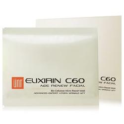 生物纖維面膜(深層抗皺修護) ELIXIRIN C60 AGE RENEW FACIAL