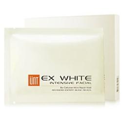 生物纖維面膜(深層煥白修護) EX WHITE INTENSIVE FACIAL