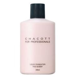 Chacott For Professionals 粉底液-臉部身體粉底液 Liquid Foundation Face & Body