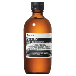 Aesop 臉部卸妝-香芹籽抗氧化潔面油 Parsley Seed Facial Cleansing Oil