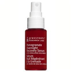 grassroots research labs 果然美研 精華‧原液-紅石榴青春深層修護液 Pomegranate Overnight Recovery Serum
