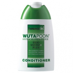 抗屑護髮乳 WUTAPOONR DUO SYSTEM anti-dandruff conditioner