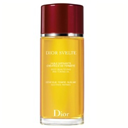 S曲線舒緩精油 Dior Svelte Body Beautifying and Toning Oil