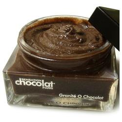 SENSATION chocolat 感覺巧克力 BODY CARE-可可粒(身體去角質霜) Creamy exfoliating and draining body scrub with Cocoa butter