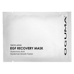 OGUMA 水美媒 滋養修護系列-修護淨化(EGF) 水針織面膜 EGF RECOVERY MASK