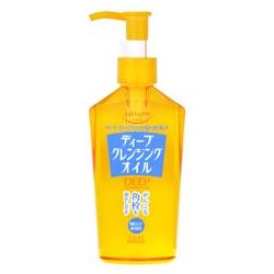 臉部卸妝產品-深層卸粧油 softymo DEEP CLEANSING OIL
